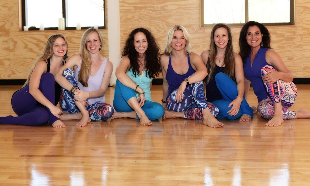 The Sanctuary Yoga Room | Yoga Fort Worth - The Sanctuary ...